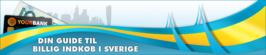 Billigt i Sverige
