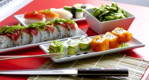 Sushi og Thai tilbehør